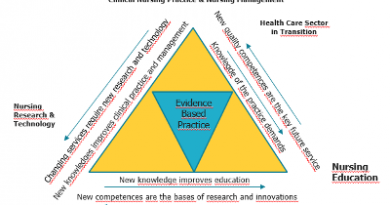 Медсестры – лидеры, способствующие сотрудничеству между здравоохранением и высшим образованием
